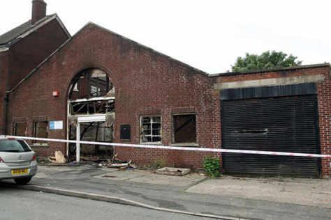 Langley Islamic Culture Centre arson