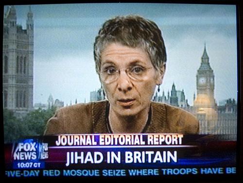 Melanie Phillips Jihad in Britain