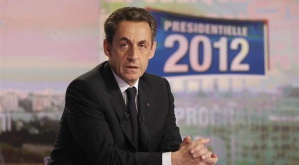 Sarkozy candidacy
