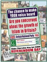 BNP Islam Referendum Day