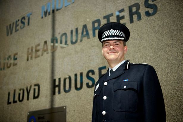 Dave Thompson West Midlands Police
