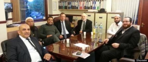 Hackney Jewish-Muslim meeting