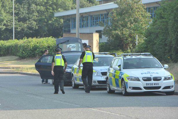 Police in Small Heath