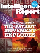 SPLC Intelligence Report Spring 2012