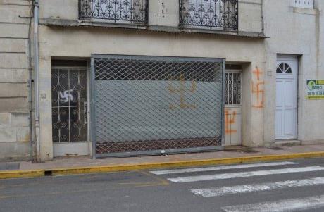 Lesparre-Médoc graffiti (2)