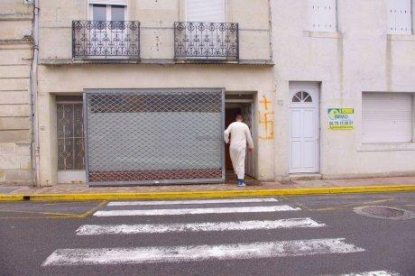 Lesparre-Médoc graffiti