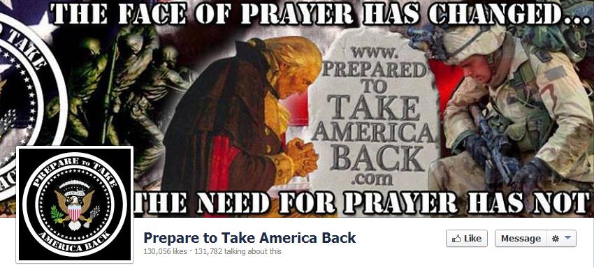 Prepare to Take America Back