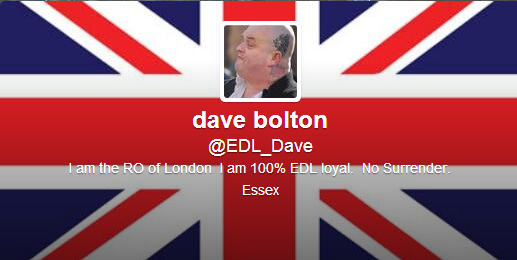 Dave Bolton Twitter