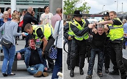 EDL assault Hull