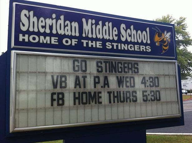 Sheridan Middle School