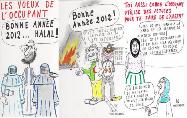Stéphane Poncet cartoons