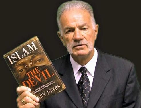 Terry Jones Islam is of the Devil