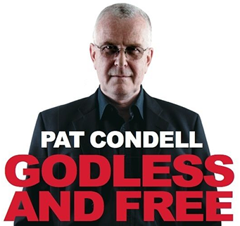 Pat Condell Godless and Free
