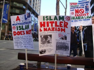 ADL demonstration July 2011