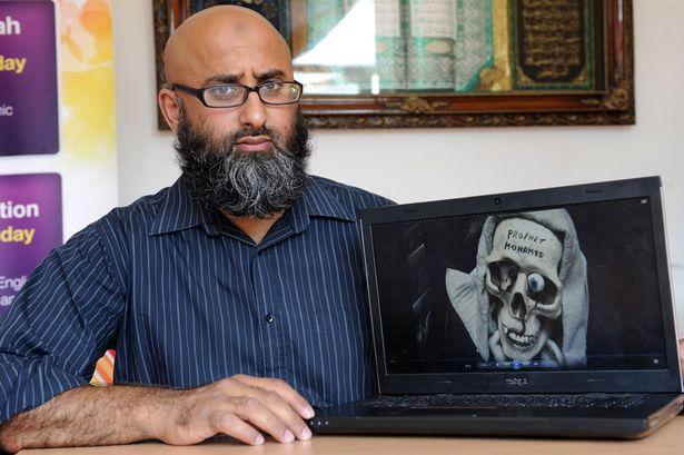 Abdul Maalik Tailor with hate DVD