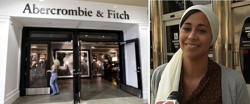 Abercrombie-Fitch & Samantha Elauf