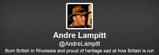 Andre Lampitt Twitter