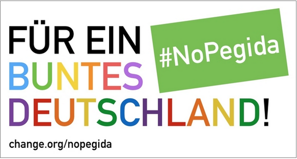 Anti-PEGIDA petition