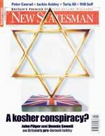 Anti-semitic cover