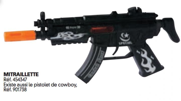 Auchan toy gun
