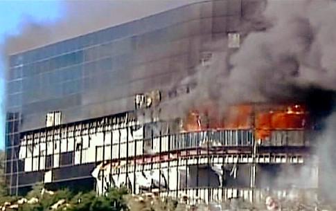 Austin suicide attack