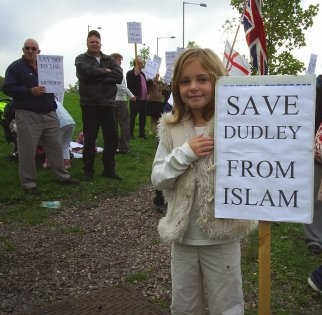 BNP Save Dudley from Islam (2)