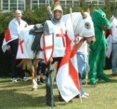 BNP St George's Day