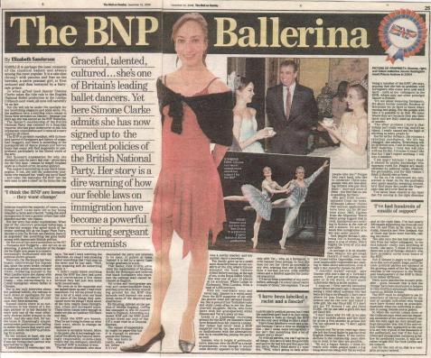 BNP ballerina