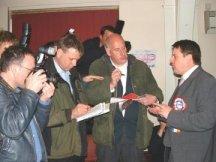 BNP election campaign