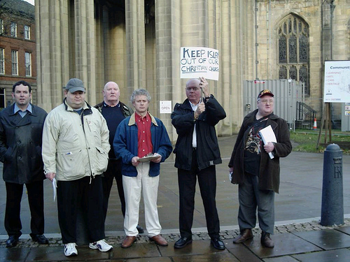 BNP in Sheffield