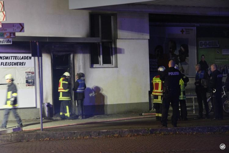 Bad Salzuflen mosque fire