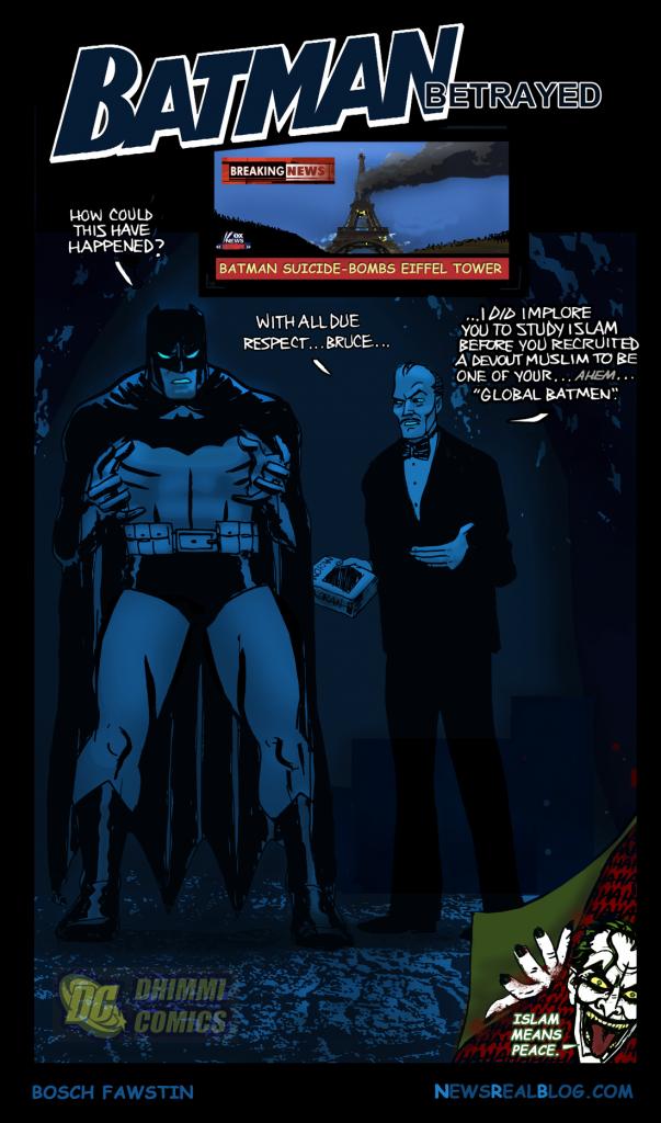 Batman Betrayed