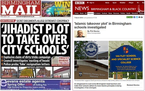 Birmingham Islamic plot