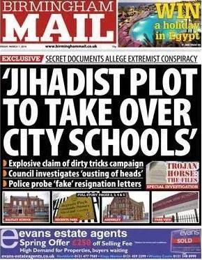 Birmingham Mail jihadist plot