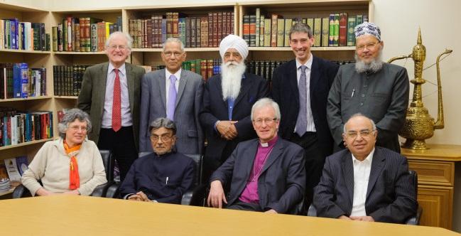 Birmingham faith leaders