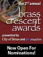 Brass Crescent