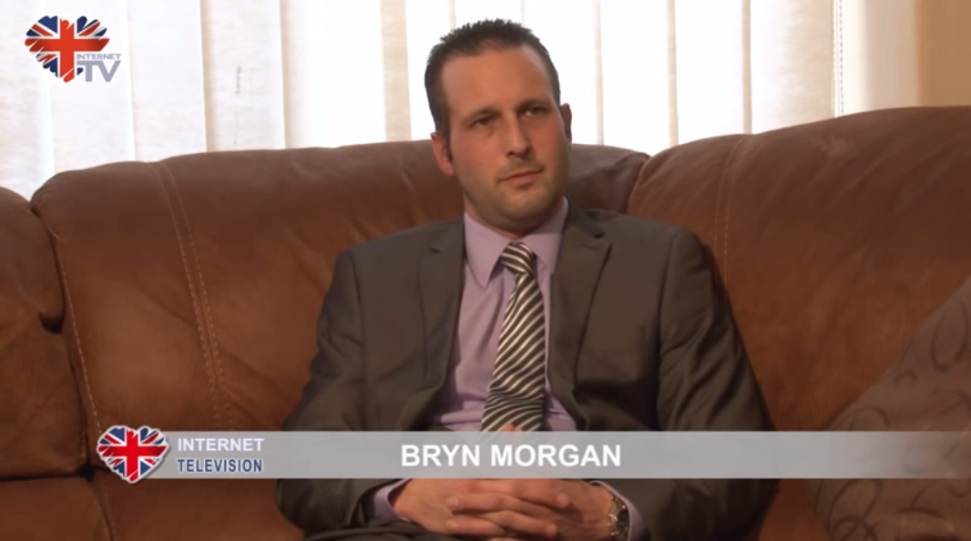 Bryn Morgan BNP TV
