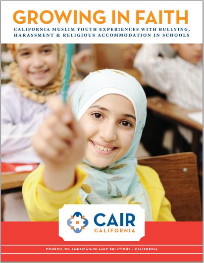 CAIR Growing in Faith
