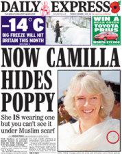Camilla Hides Poppy