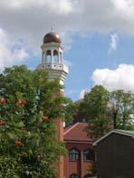Central Mosque Oxford