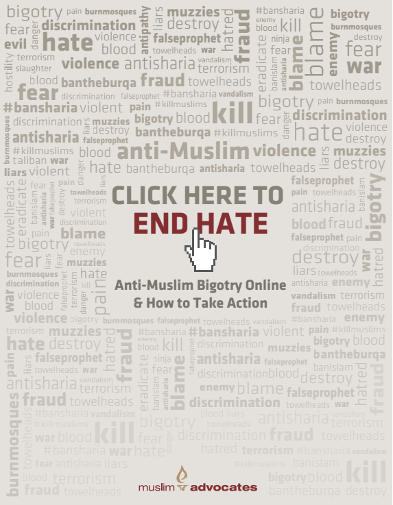 Click Here to End Hate
