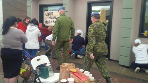 Cold Lake mosque supporters (3)