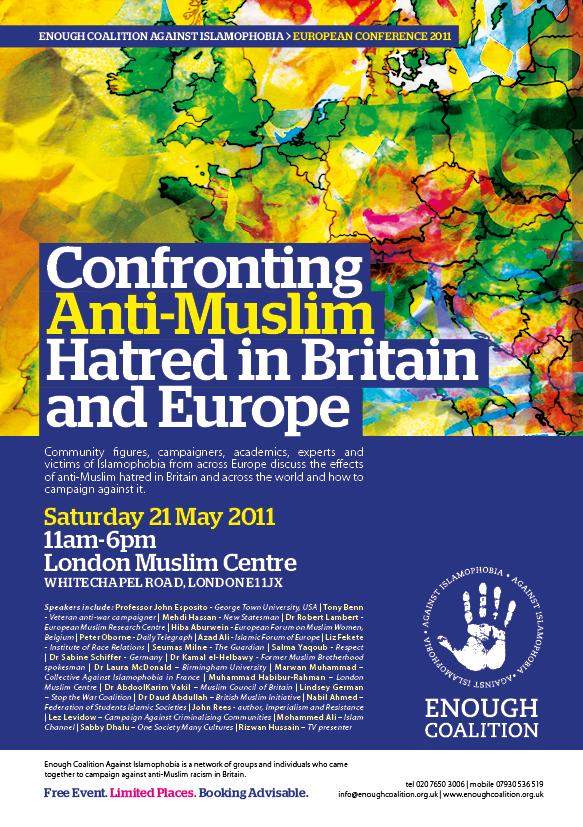 Confronting Anti-Muslim Hatred