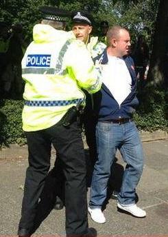 Craig Owens arrested