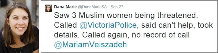 Dana Affleck and tweet