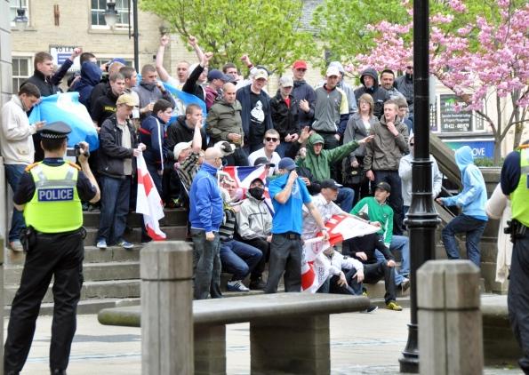 EDL Halifax April 2011