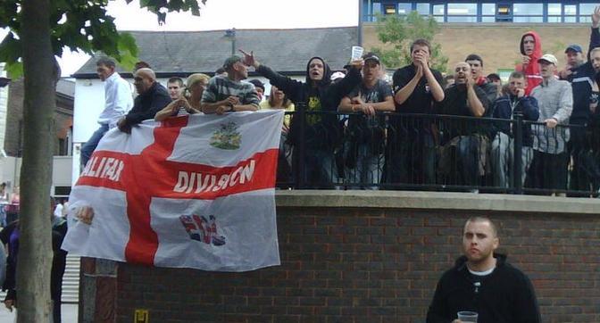 EDL Luton July 2010