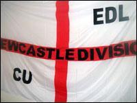 EDL Newcastle