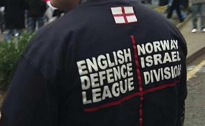 EDL Norway-Israel Division