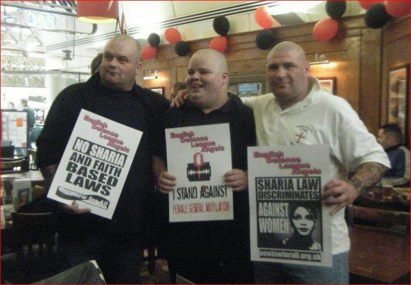 EDL OLFA placards